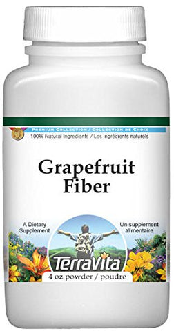 Grapefruit Fiber Powder (4 oz, ZIN: 520469)