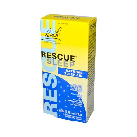 BACH RESCUE REMEDY SLEEP, 20 ML