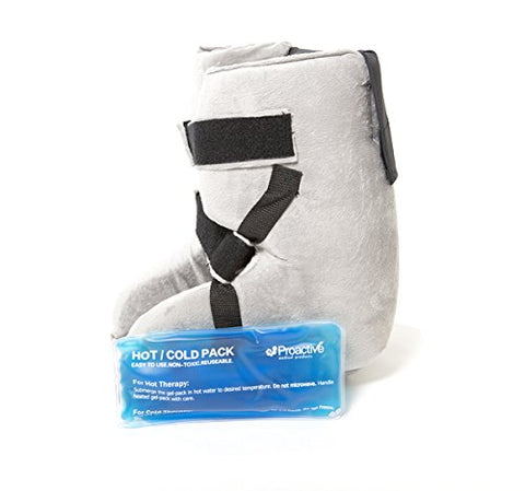 Heel-Gel Elevation Boot - Large (For Heel Ulcers & Pressure Sores)