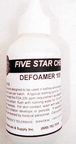 Five Star Defoamer 105-2 oz. by Five Star