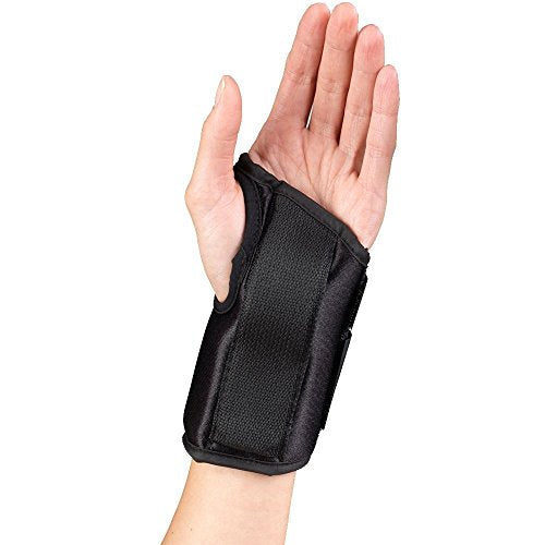 Otc Wrist Splint, Petite Or Youth Size Support Brace, Large, 6 Inch (Left Hand)