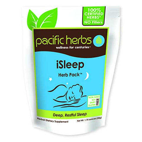 Pacific Herbs Natural Sleep Supplement Herb Extract