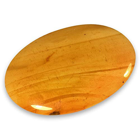 CrystalAge Mookaite Gold Palm Stone