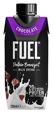 Fuel Liquid Breakfast, Chocolate