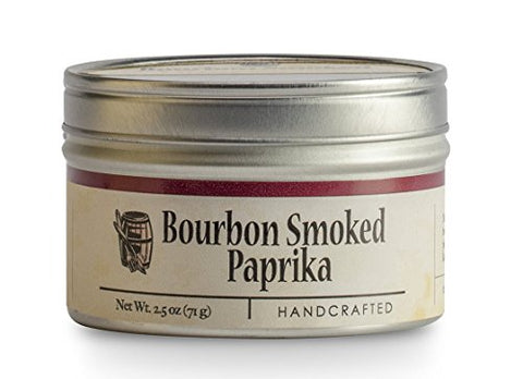 Bourbon Smoked Paprika  2.5 oz