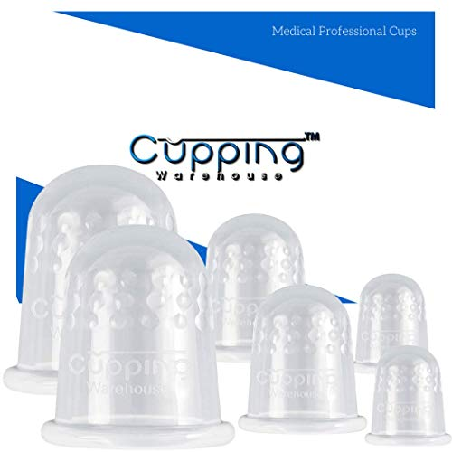Cupping Warehouse Grip Classic 6 Pro 6570  Cupping Therapy Sets For Professional And Self Care Home