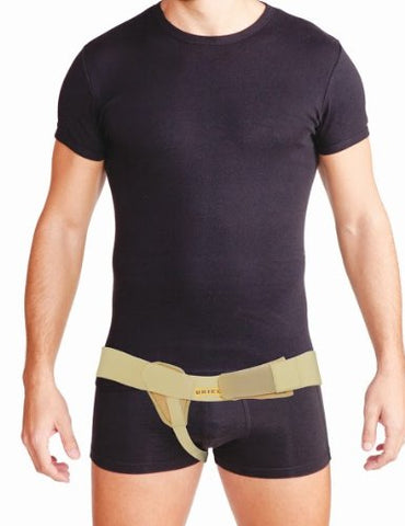 Meditex Right Side Inguinal Groin Hernia Belt - Medium