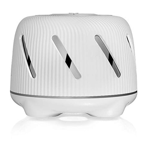 Yogasleep Dohm Connect (White) | White Noise Machine w/ App-Based Controls | Soothing Sounds from a Real Fan | Sleep Timer & Volume Control | Sleep Therapy, Office Privacy, Travel | For Adults & Baby