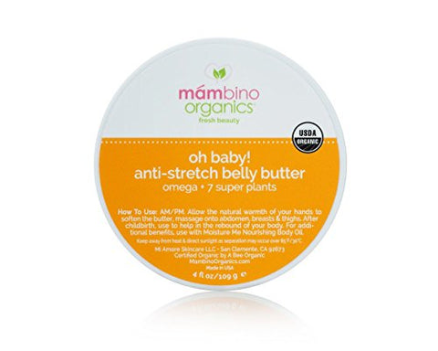 Mambino Organics Anti-Stretch & Rebound Skin Duo