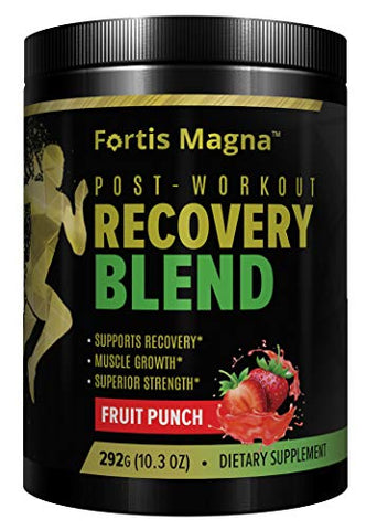 Recovery Blend (Fruit Punch)