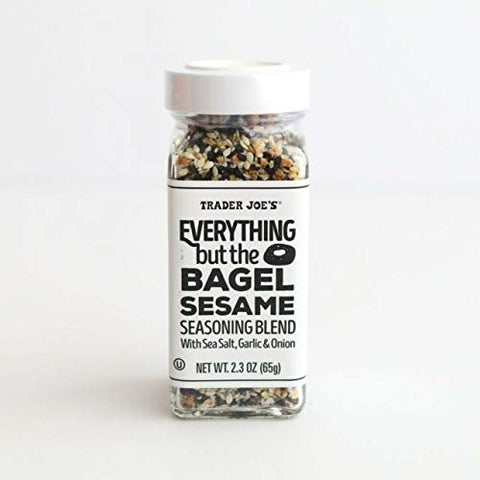 Trader Joe's Bagel Sesame Seasoning Blend