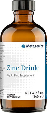 Metagenics - Zinc Drink, 4.7 fl oz Liquid