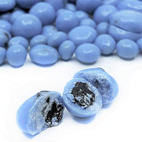 Gourmet Greek Yogurt Coated Blueberries (10 lbs)