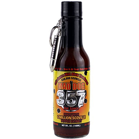 The Ultimate Mad Dog 357 Hot Sauce Gift Set