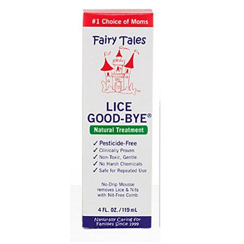 Fairy Tales Lice Good-ByeTM 4oz