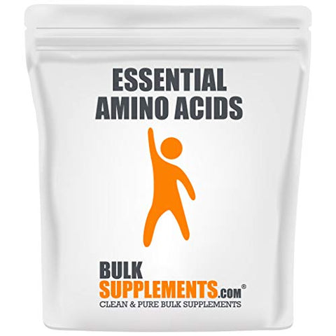 BulkSupplements.com Essential Amino Acids (EAA) Amino Energy - Amino Acids Supplement - Recovery Supplements Post Workout (100 Grams)