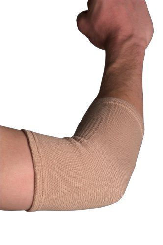 Thermoskin Elastic Elbow Support, Beige, Small