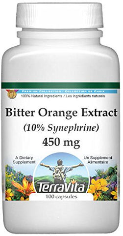 Bitter Orange - 450 mg (100 Capsules, ZIN: 514153) - 2 Pack