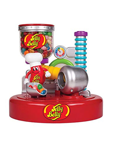 JELLY BELLY Jelly Bean Factory Bean Machine, Red