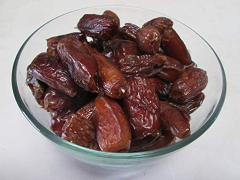 Dried Pitted Dates-Whole, from Green Bulk (5 lb)