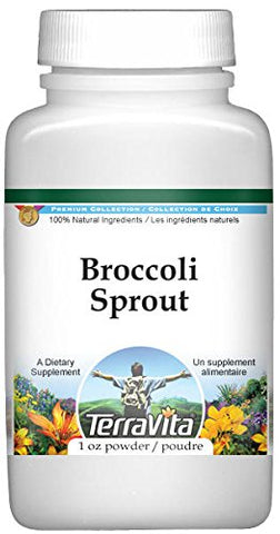 Broccoli Sprout Powder (1 oz, ZIN: 519359)