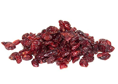 Bella Viva Orchards Organic Dried Cranberries, Sweet no Sugar Added, 2.5 lbs of Dried Fruit