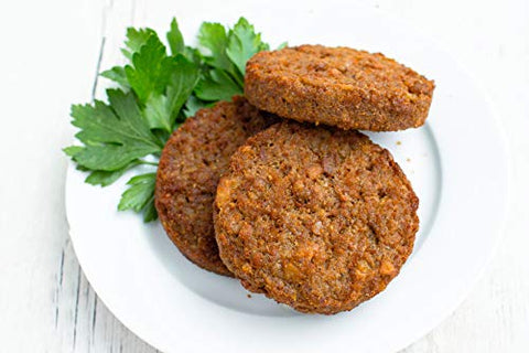 Dr. Praeger's Veggie Breakfast Sausage Patties (10 lb Pack)