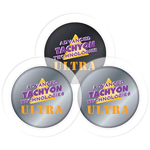 Tachyonized Ultra Micro-Disk 35mm 3-Pack - More Coverage, Less Money