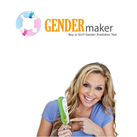 Gender Predictor Test Kit By Gende Rmaker   Boy Or Girl At Home Early Pregnancy Gender Test | Baby Ge