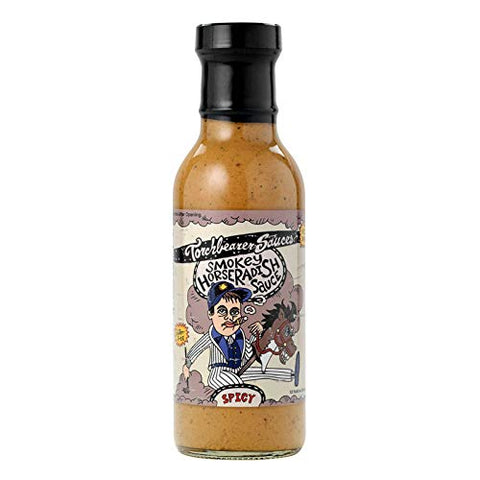 Torchbearer Oh My Garlic Hot Sauce 1 Bottle 340g (12 oz)
