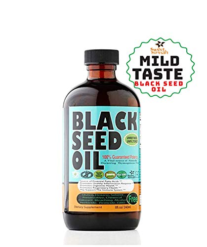 Mild Pure Black Seed Oil Liquid   2.26% Thymoquinone Cold Pressed Black Cumin Seed Oil From Pure Nig