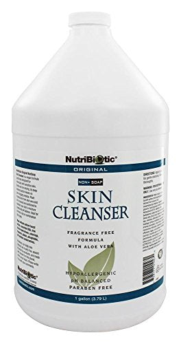 Nutribiotic Nonsoap Skin Cleanser, Original, 1 Gallon(3.79 L)