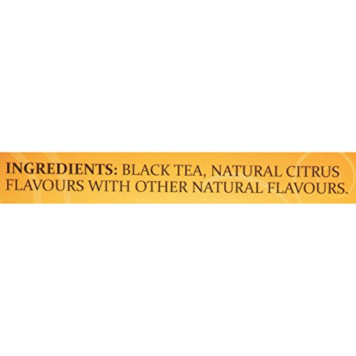 Twinings Of London Earl Grey Black Tea Bags, 20 Count (Pack Of 6)