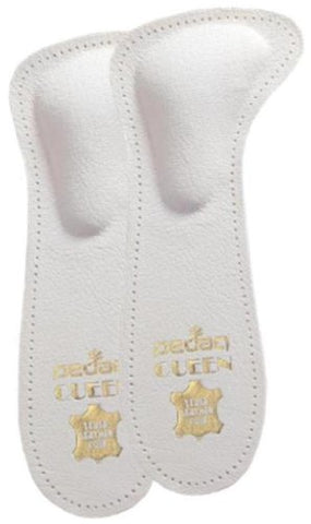 Pedag 124 Queen Insole For Severe Flat Metatarsal Arch, Narrow And Thin, Women's 11/12, Menâ??S Size