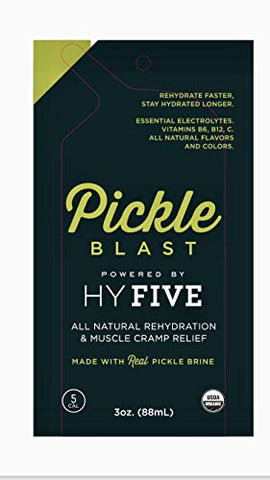Pickle Blast 12-3oz Pouches
