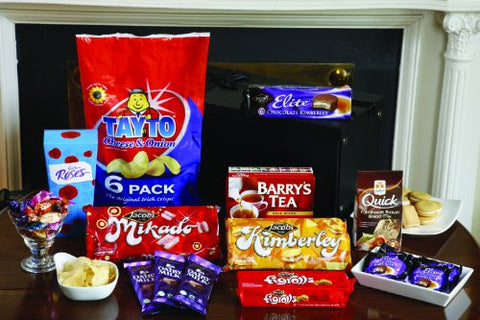 Irelands Traditional Treat Box