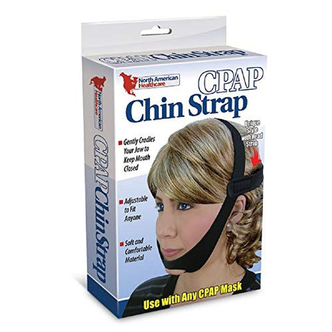 Jobar International Cpap Chin Strap, 1.6 Ounce