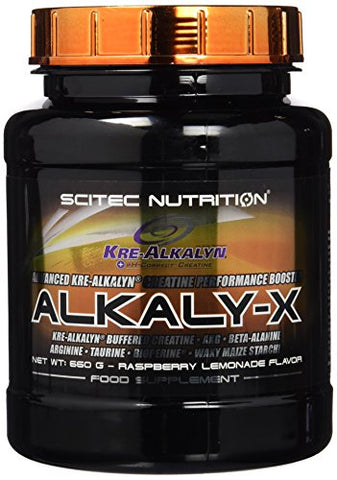 Scitec Nutrition Alkaly-X - Raspberry Lemonade