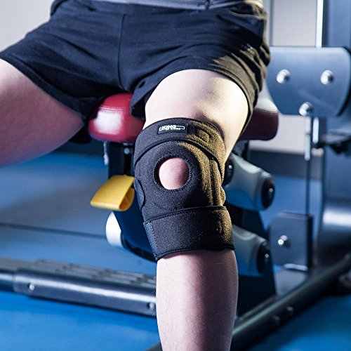 Patella Knee Brace For Arthritis Pain And Support With Side Stabilizers For Meniscus Tear, Women, Me