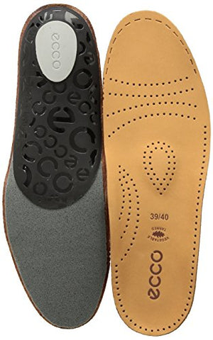 Ecco Men's Support Everyday Insole, Lion, 47 48 Eu / 13 14.5 Us