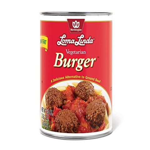 Loma Linda - Plant-Based - Vegetarian Burger (50 oz.) - Kosher