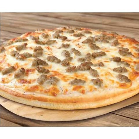 Papa Primos Large Sausage and Gravy Pizza, 11.7 Pound -- 1 each.