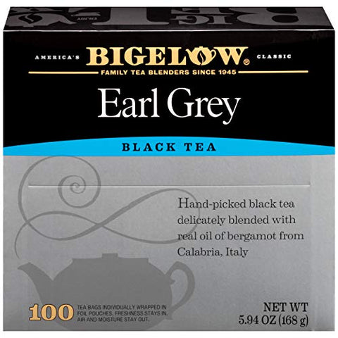 Bigelow 100 Count Box (Earl Grey)