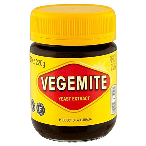 Kraft Vegemite (220g) - Pack of 6