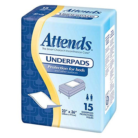 Attends Retail Underpads, 23