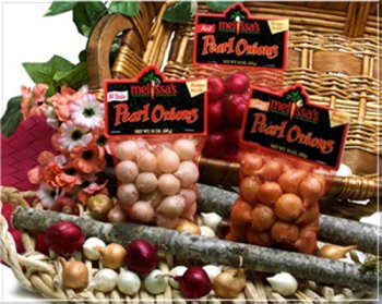Melissa's Assorted Pearl Onions, 3 Packages (10 oz)