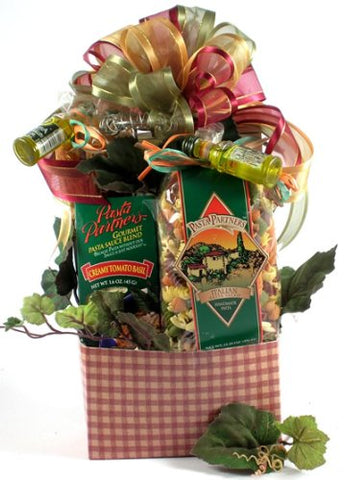 Italian Food Basket by Gourmet