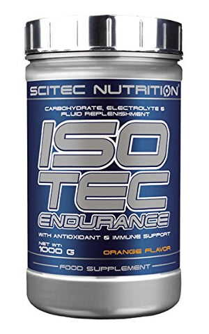 Isotec - 2.2 lbs - Orange - Scitec nutrition