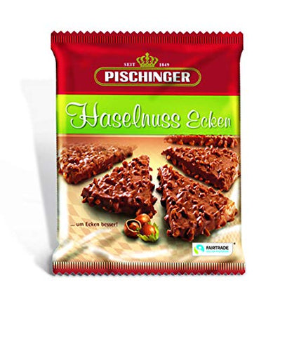 Pischinger - Hazelnut Wafers - 10X130G