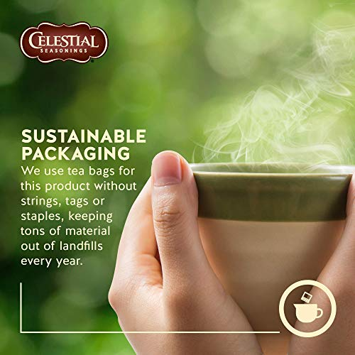 Celestial Seasonings Herbal Tea, Sugar Plum Spice, 20 Count Box